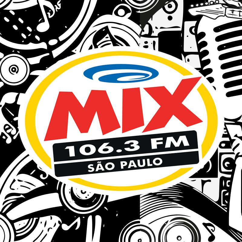 Rádio Mix FM - Juntos no melhor Mix!