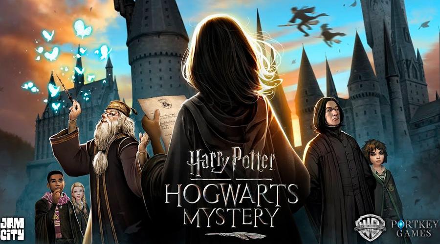 """""""Harry Potter"""" ganha jogo para celular!"""