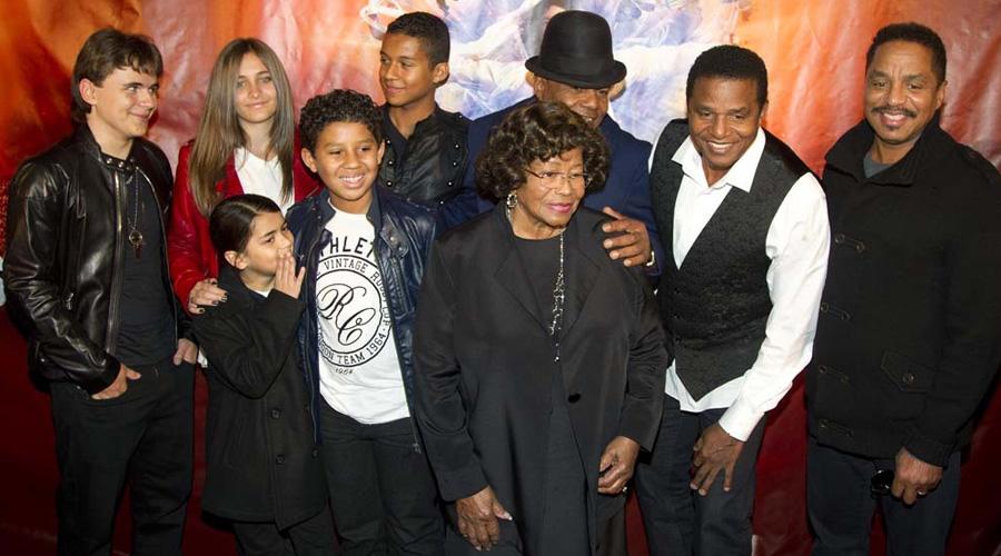 Mix Tudo: Família Jackson