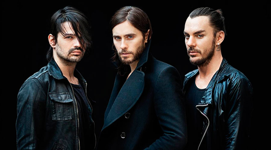 """Thirty Seconds To Mars"" divulga clipe de ""Rescue Me"""