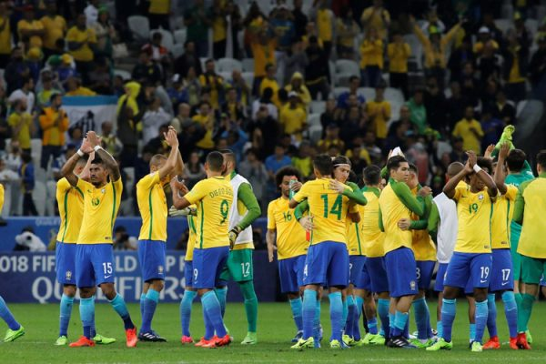 Rolê na Rússia: Brasil