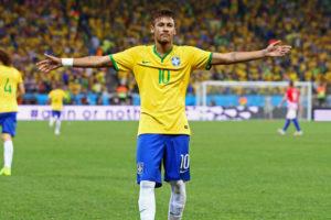 Rolê na Rússia: Neymar