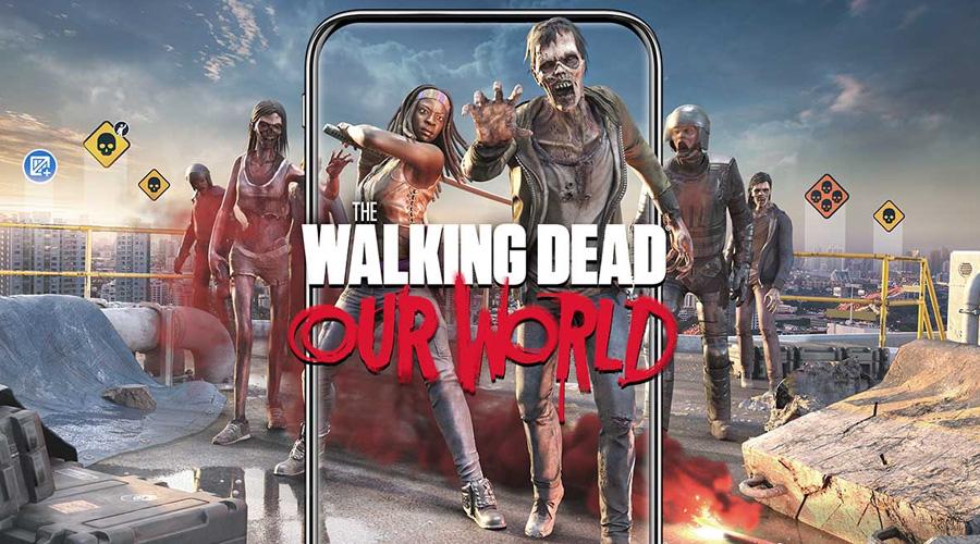 The Walking Dead jogo