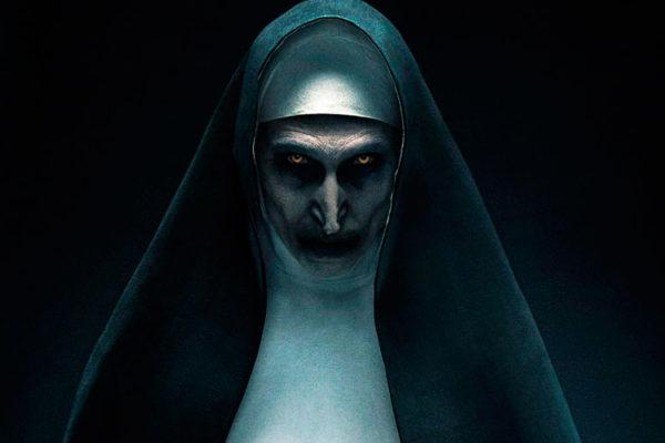 """Saiu o primeiro trailer do filme de terror """"A Freira""""!"""