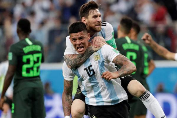 Rolê na Rússia: Argentina nas oitavas de final