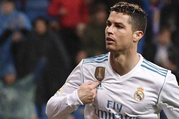 Stand Up News: Cristiano Ronaldo