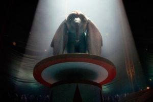 "Divulgado primeiro trailer do live-action de ""Dumbo"""