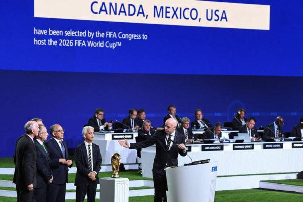 Rolê na Rússia: Copa do Mundo 2026 será mais perto do Brasil