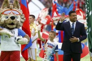 Rolê na Rússia: Abertura + Ronaldo