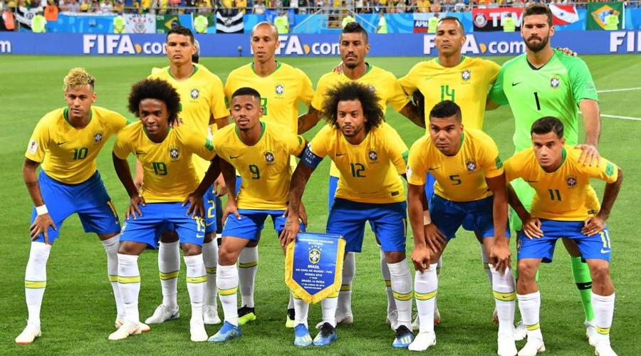 Rolê na Rússia: Seleção Brasileira valiosa
