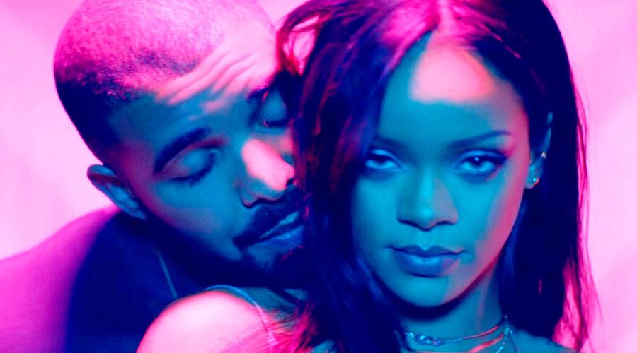 """""""Work"""" é o segundo clipe da Rihanna com mais de 1 bilhão de visualizações"""