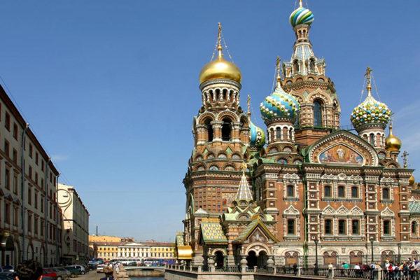 Rolê na Rússia: São Petersburgo