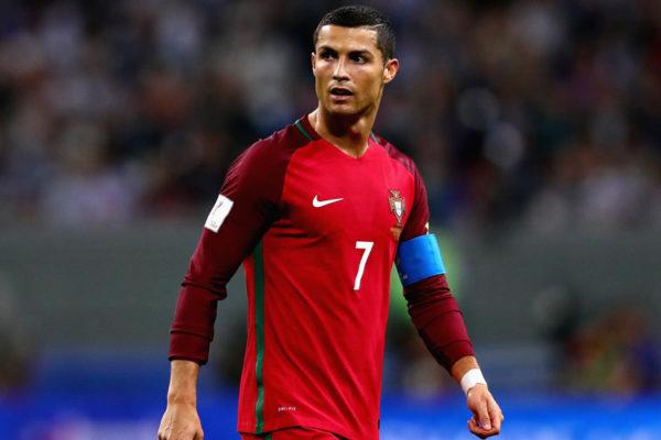 Rolê na Rússia: Cristiano Ronaldo