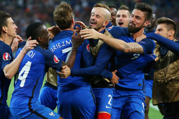 Rolê na Rússia: Seleção Francesa