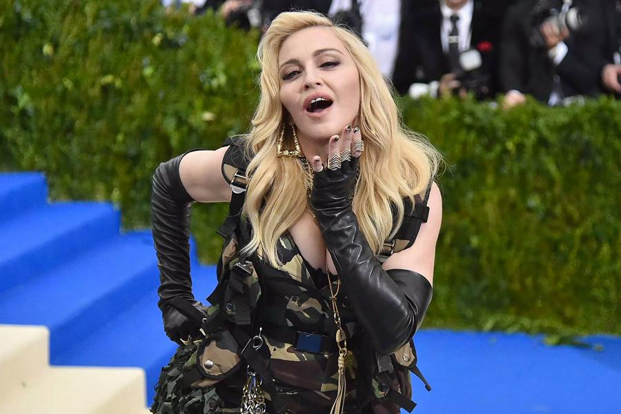 Aniversário da Madonna