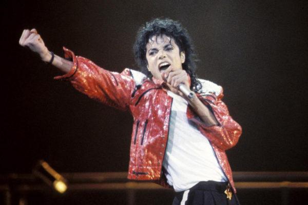 Homenagem ao ídolo mundial, Michael Jackson