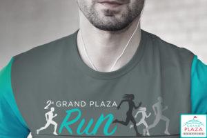 Promoção Corrida Grand Plaza Run