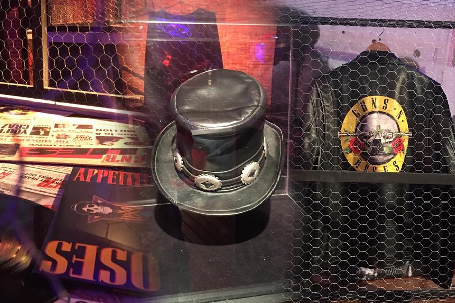 Promoção Guns N' Roses Experience