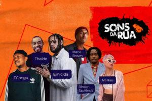 Promoção Meet And Greet com os artistas do Festival Sons da Rua