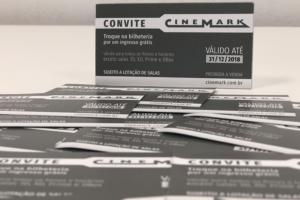 Promoção Cinemark