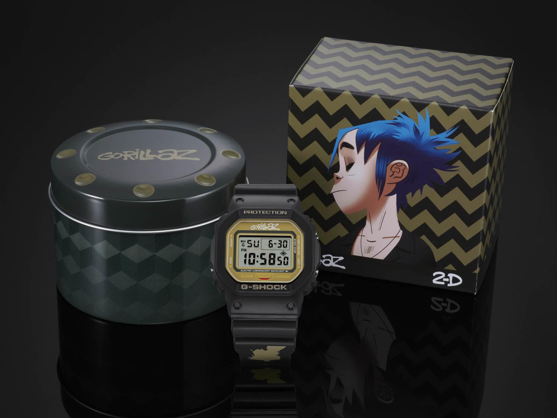 A MIX te dá 3 relógios G-Shock Gorillaz - Rádio Mix FM