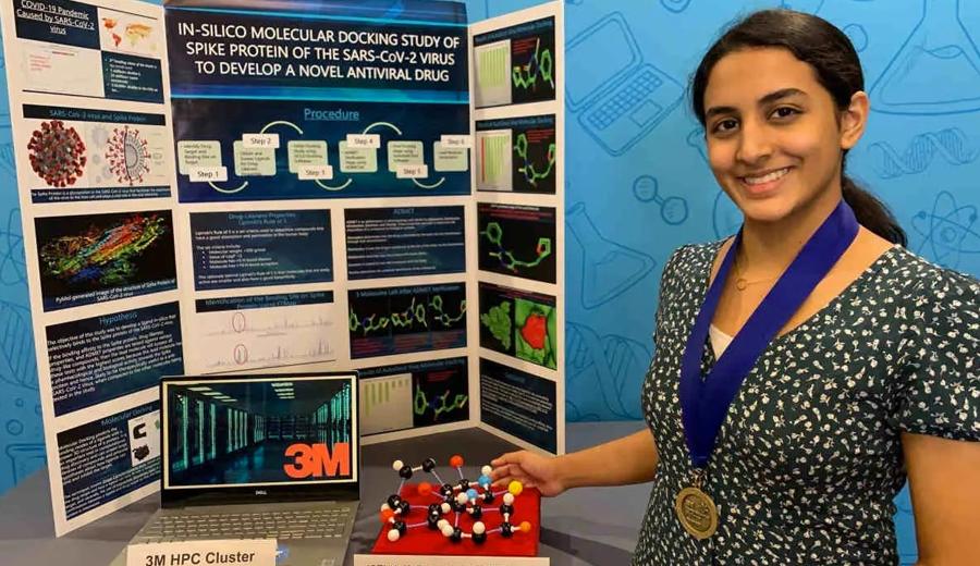 Menina de 14 anos descobre remédio que pode ajudar no combate ao coronavírus – Rádio Mix FM